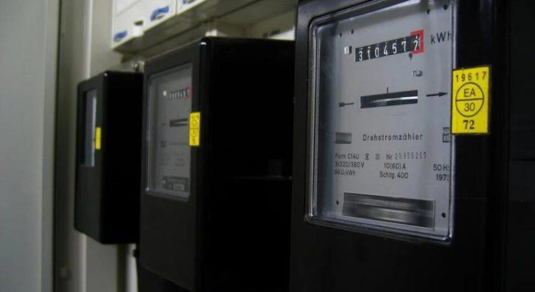 Analogowy licznik energii elektrycznej, licznik pradu